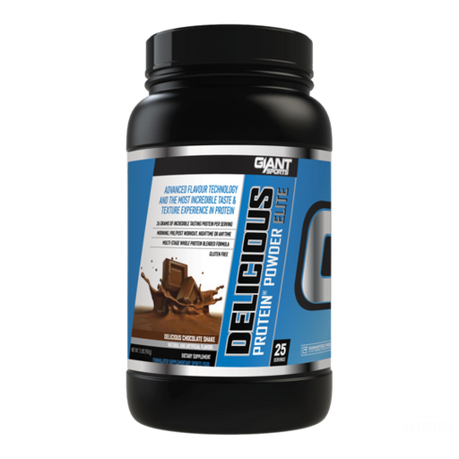 Giant Sports Delicious Protein - Nutrition Industries Australia