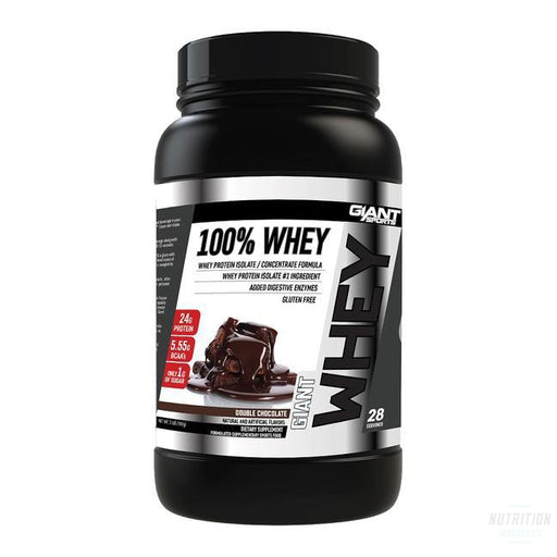 Giant 100% WheyProteinGiant - Nutrition Industries