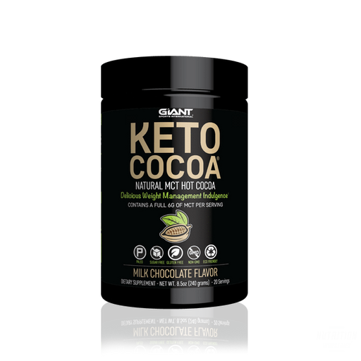 Giant Keto CocoaConsumablesGiant - Nutrition Industries