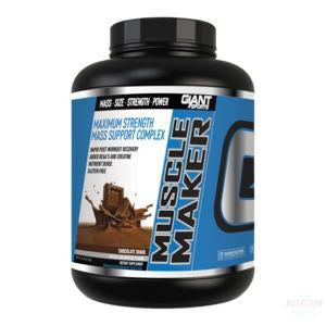 Giant Sports Muscle Maker - Nutrition Industries Australia