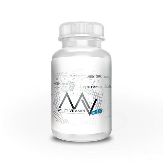 The Pure Essentials - MultivitaminMulti VitaminThe Pure Essentials - Nutrition Industries