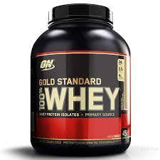 Optimum Nutrition 100% Gold Standard Whey Strawberry Banana 2lbProteinOptimum Nutrition - Nutrition Industries