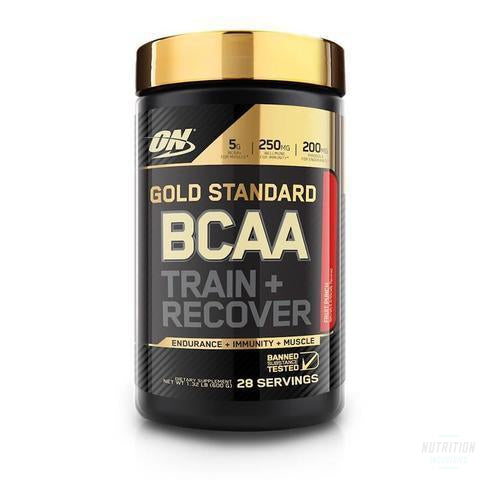 Optimum Gold Standard BCAABCAAOptimum Nutrition - Nutrition Industries