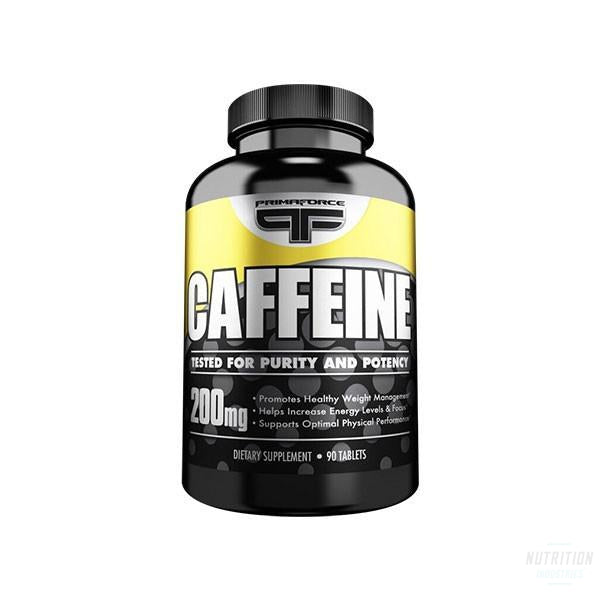 Primaforce Caffeine 200mgCapsulesPrimaforce - Nutrition Industries
