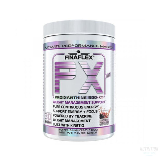 Finaflex PX Pro Xanthine FatburnerFat BurnerFINAFLEX - Nutrition Industries