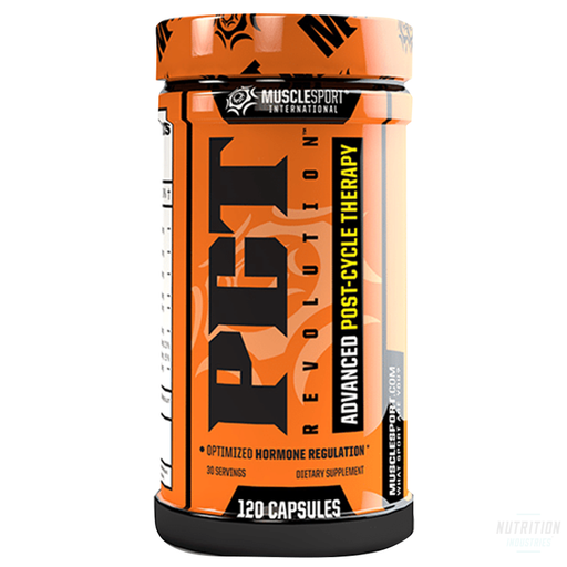Muscle Sport Revolution PCTEstrogen ModulatorNutrition Industries Australia - Nutrition Industries
