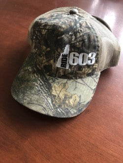Ride 603 Realtree Camo Cap