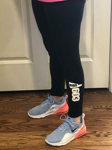 Ride 603 Leggings (Screened)