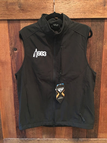 Ride 603 Vest (Embroidered)