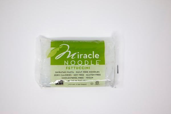 Miracle Noodle, Fettuccine - 6 pack