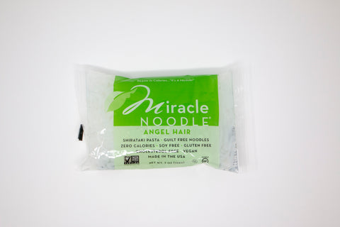 Miracle Noodle, Angel Hair- 6 pack