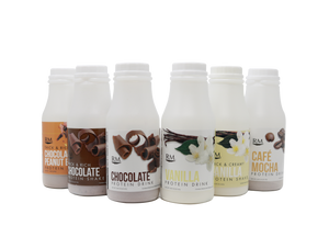 RM3® Approved Most Popular Picks Protein Shake - Sampler Pack