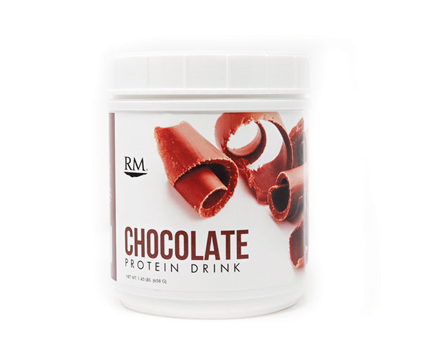 RM3® Approved Protein Drink, Chocolate - 28 servings