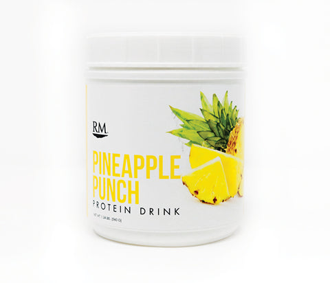 RM3® Approved Protein Drink, Pineapple Punch - 28 servings