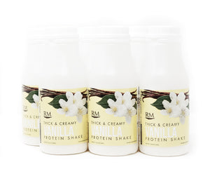 RM3® Approved Protein Shake, Thick & Creamy Vanilla - 6 pack