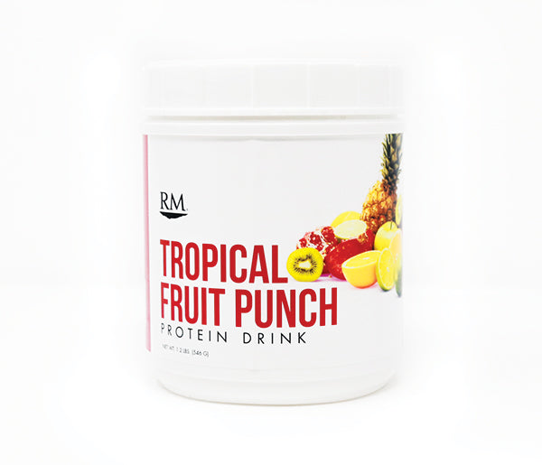 RM3® Approved Protein Drink, Tropical Fruit Punch - 28 servings