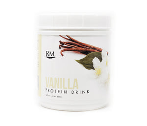 RM3® Approved Protein Drink, Vanilla - 28 servings