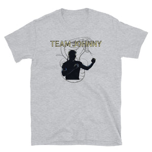 """Team Johnny"" Basic T-Shirt"