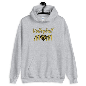 """Volleyball Mom"" Hoodie"