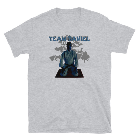 """Team Daniel"" Basic T-Shirt"