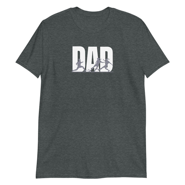 Soccer Girl DAD Basic T-Shirt