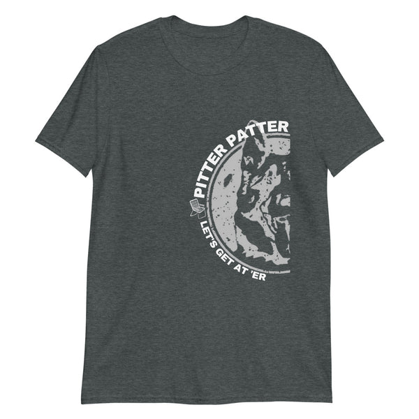 """Pitter Patter"" Letterkenny Basic T-Shirt"