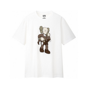 Uniqlo Kaws Clean Slate Tee