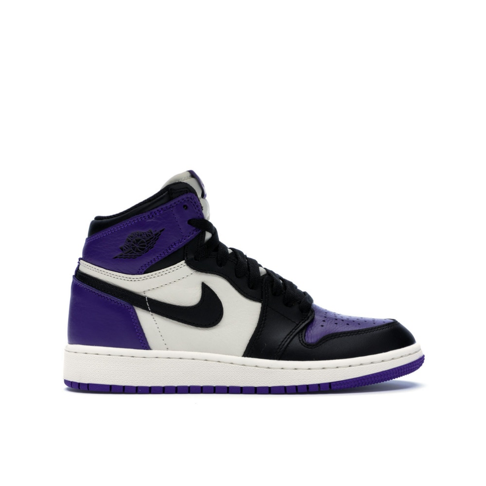 Jordan 1 Retro High Court Purple (GS)