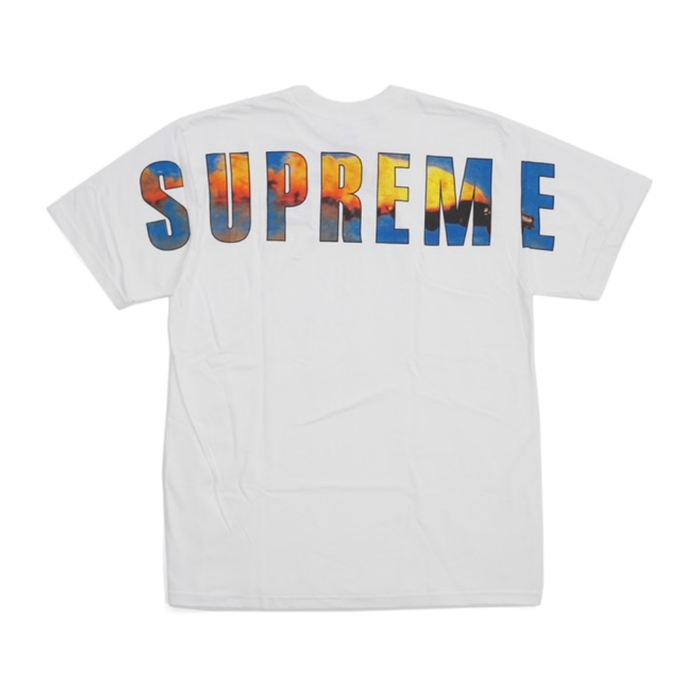 Supreme Crash Tee White