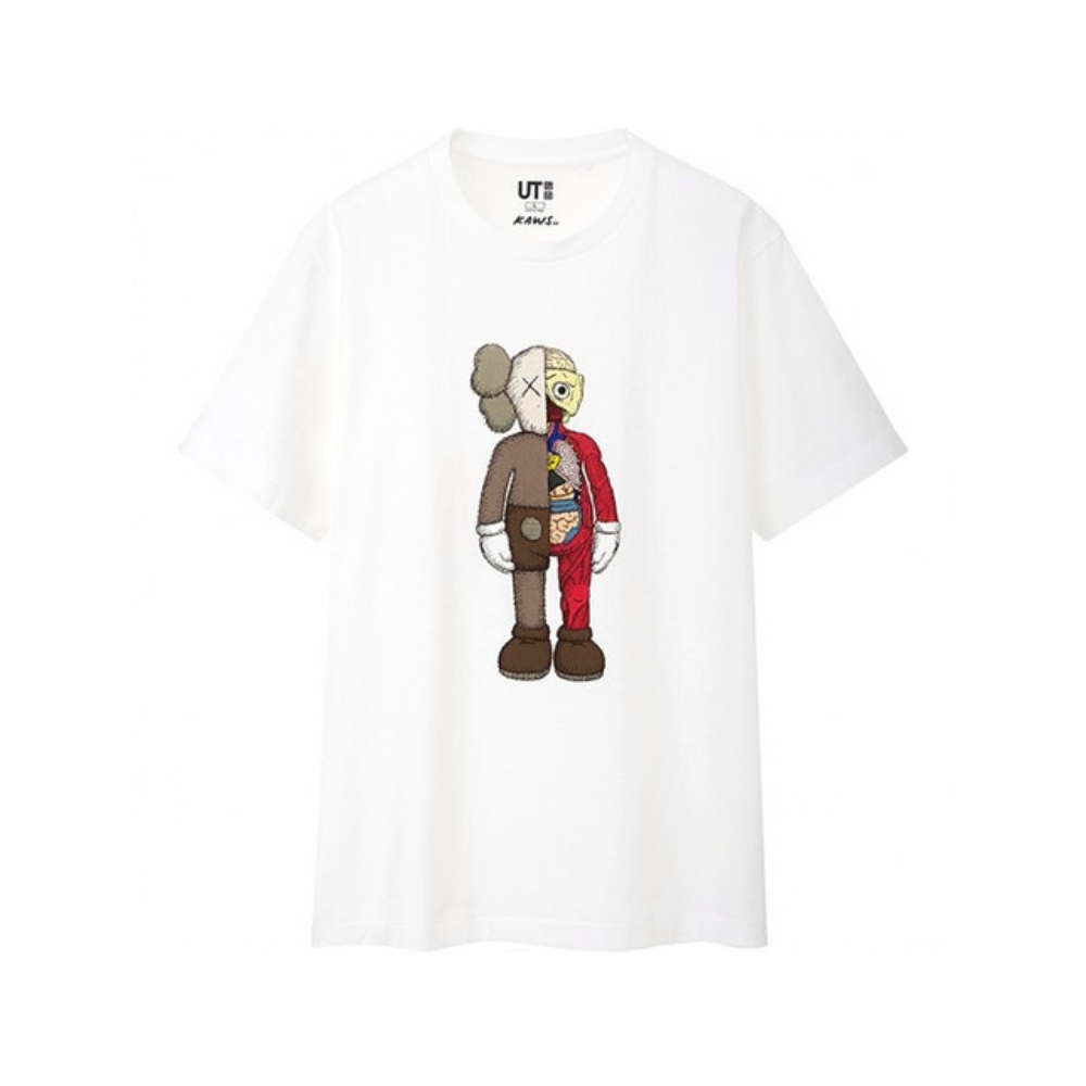 Uniqlo Kaws Flayed Companion Tee