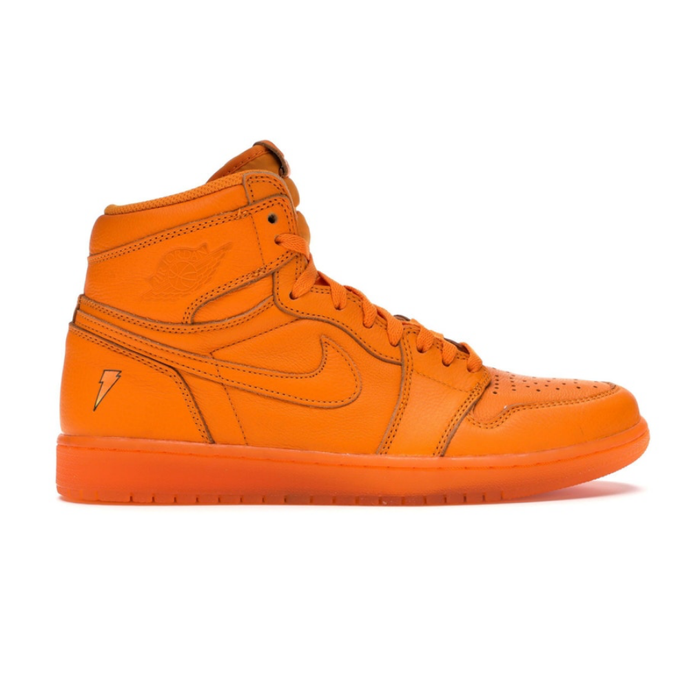 Preowned Jordan 1 Retro High Gatorade Orange Peel