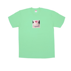 Supreme Necklace Tee Mint