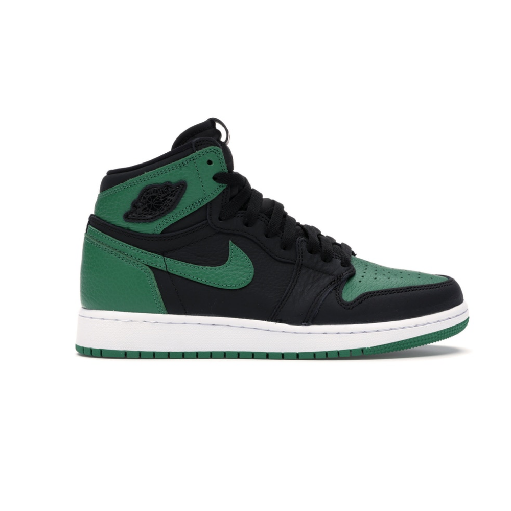Jordan 1 Retro High Pine Green 2.0 (GS)