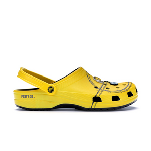 Crocs Dimitri Clog Post Malone Barbed Wire