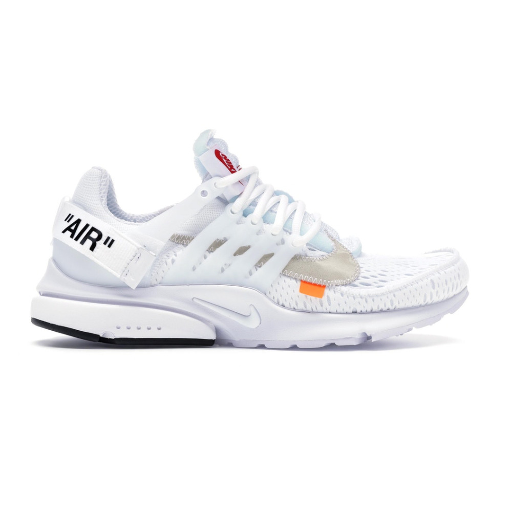 Air Presto Off-White White (2018)
