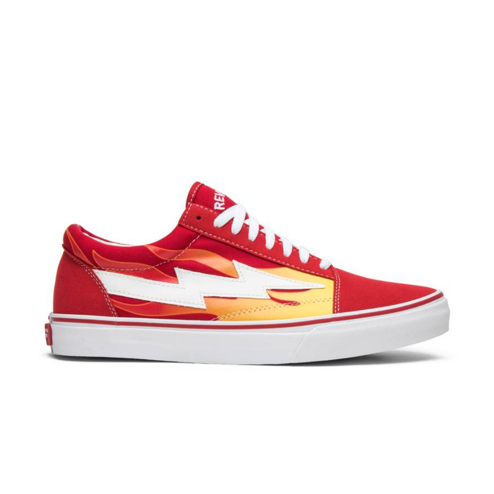 Revenge X Storm Red Flame