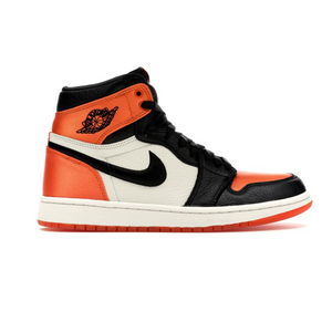 Jordan 1 Retro High Satin Shattered Backboard (Womens)
