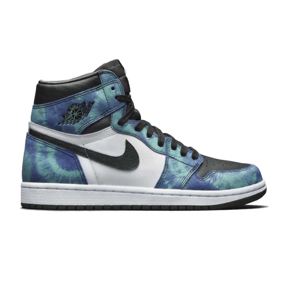 Jordan 1 Retro High Tie Dye (Women's)