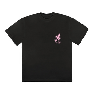 Travis Scott No Loitering T-Shirt Black