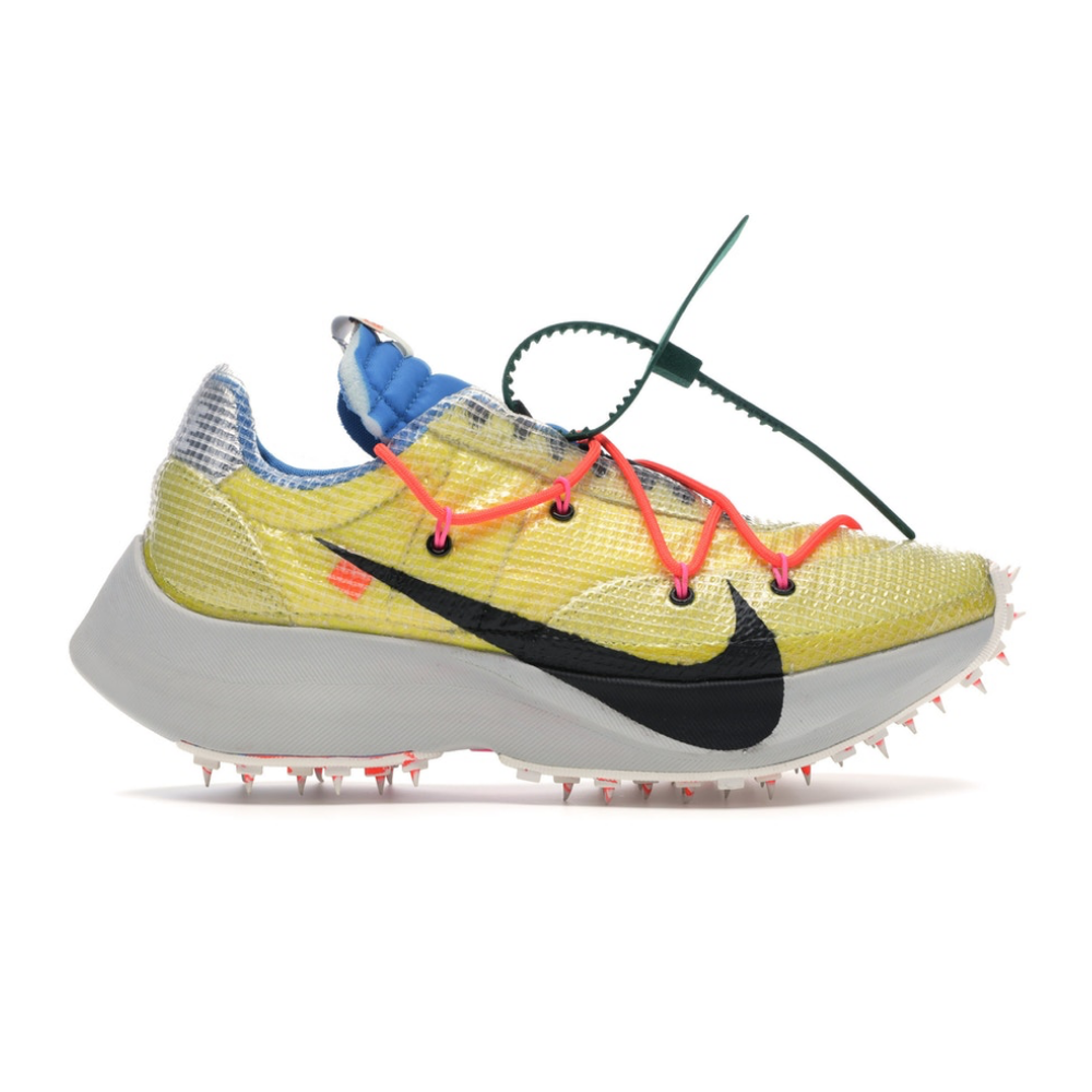Preowned Nike Vapor Street Off-White Tour Yellow (Womens)