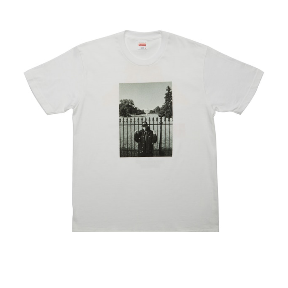 Supreme Undercover/Public Enemy White House Tee White