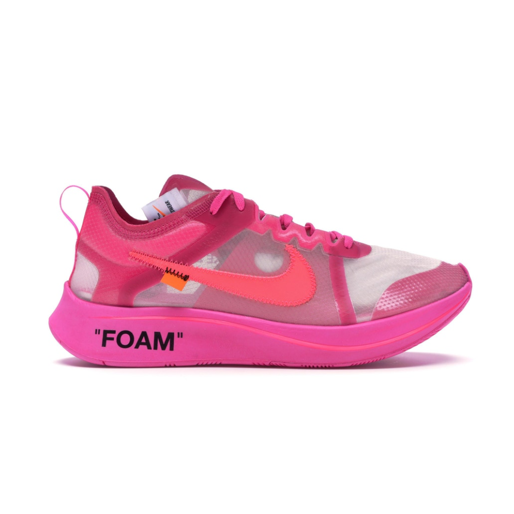 Nike Zoom Fly Off-White Pink – Nollege