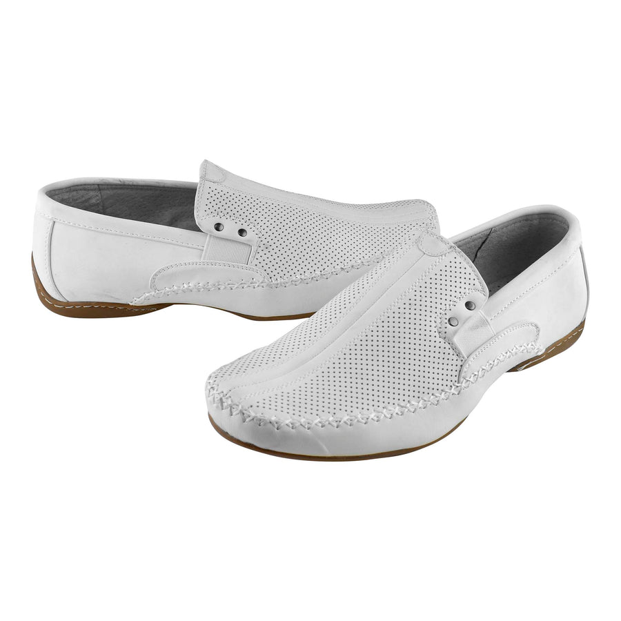 Men's Casual Shoes White