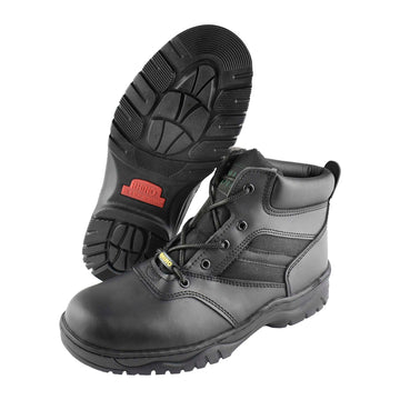 Men's Work Boots Black