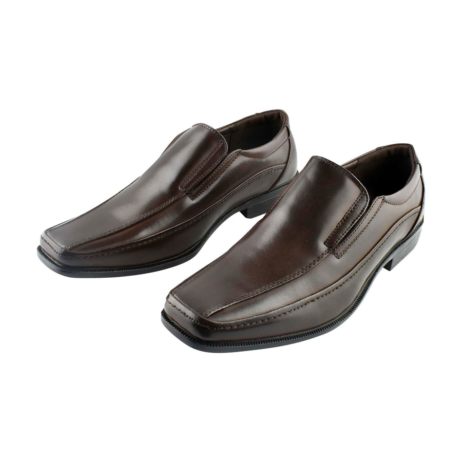 Men's Casual Loafers Shoes Brown