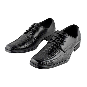 Kids Dress Shoes Black