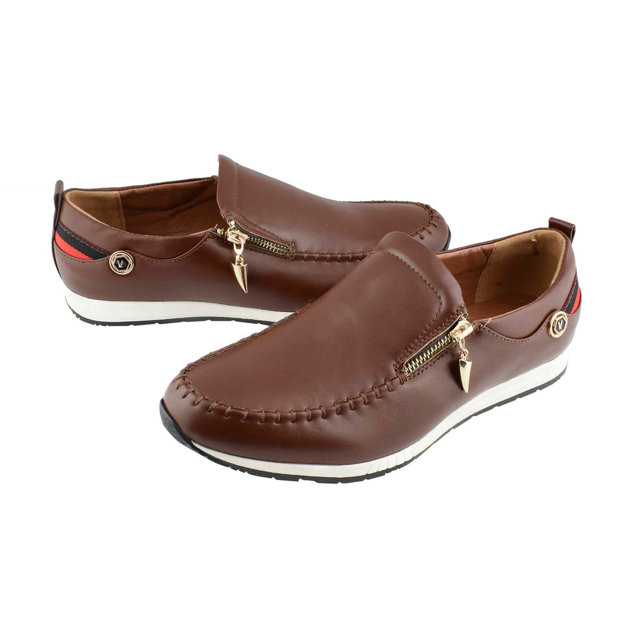 Men's Casual Shoes Brown