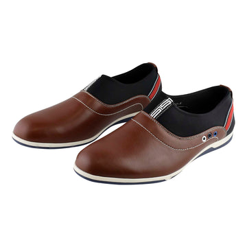 Men Casual Shoes Brown