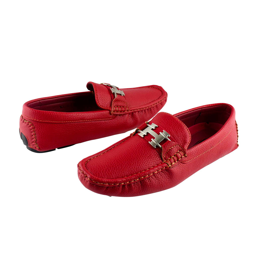 Men's Casual Shoes Red