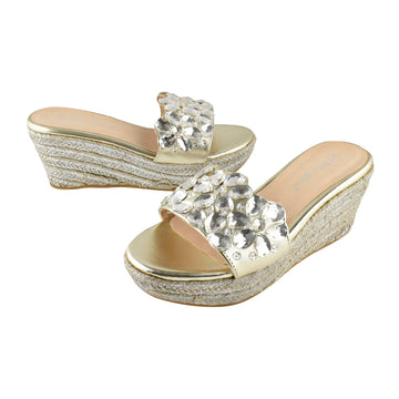Wedges Stone Gold